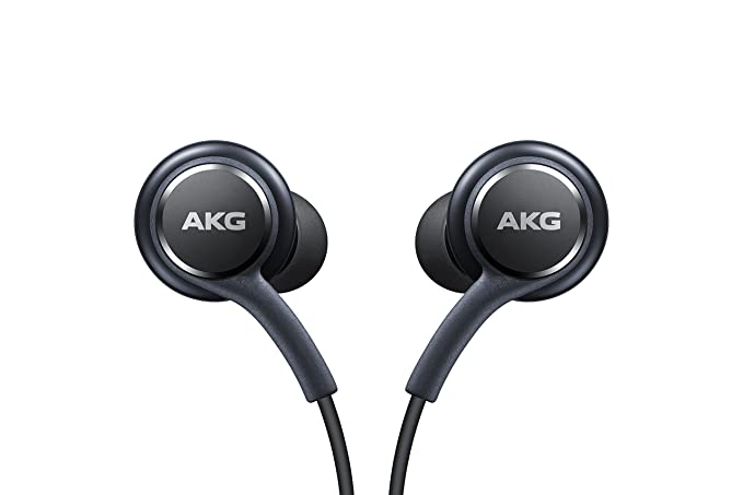 Amazon.com  Samsung Earphones Corded Tuned by AKG (Galaxy S8 and S8+ ... 395178c0e0