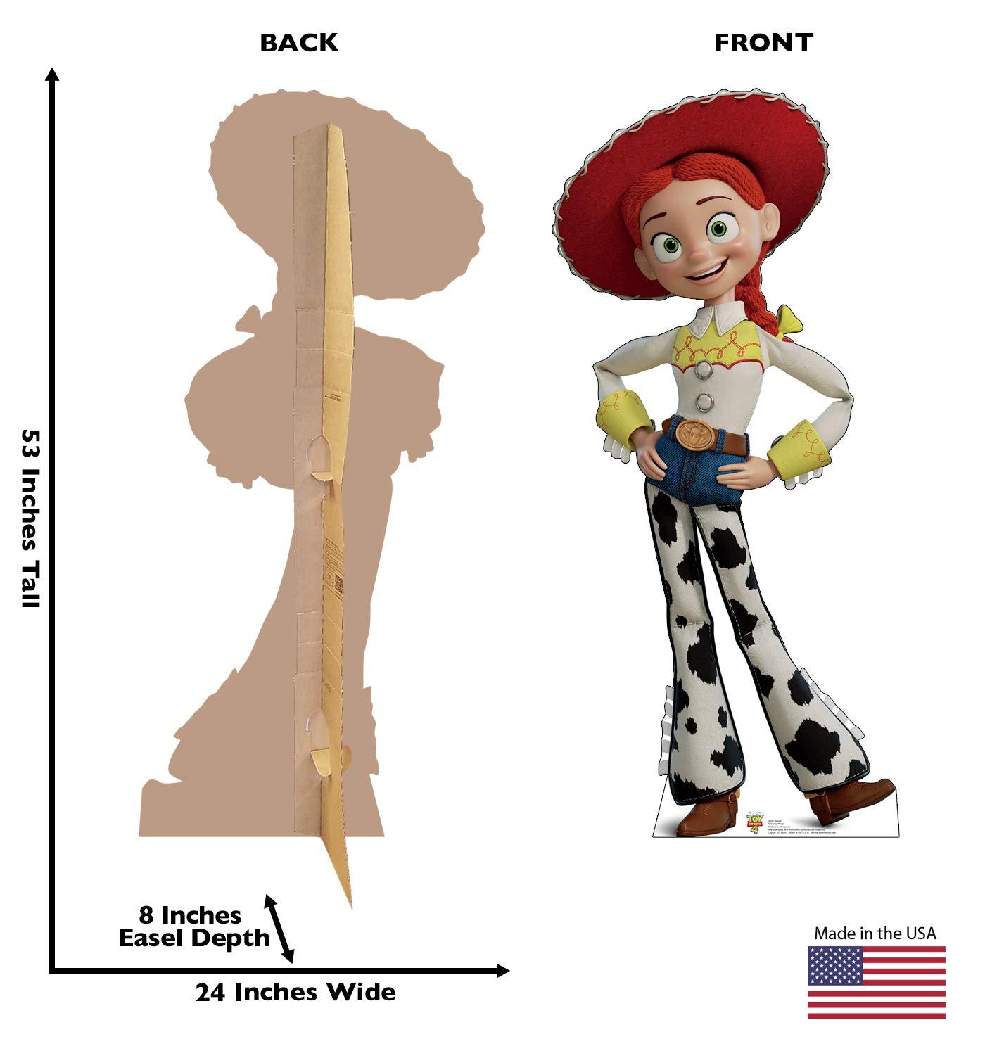 2019 Film Advanced Graphics Aliens Life Size Cardboard Cutout Standup Disney Pixar Toy Story 4