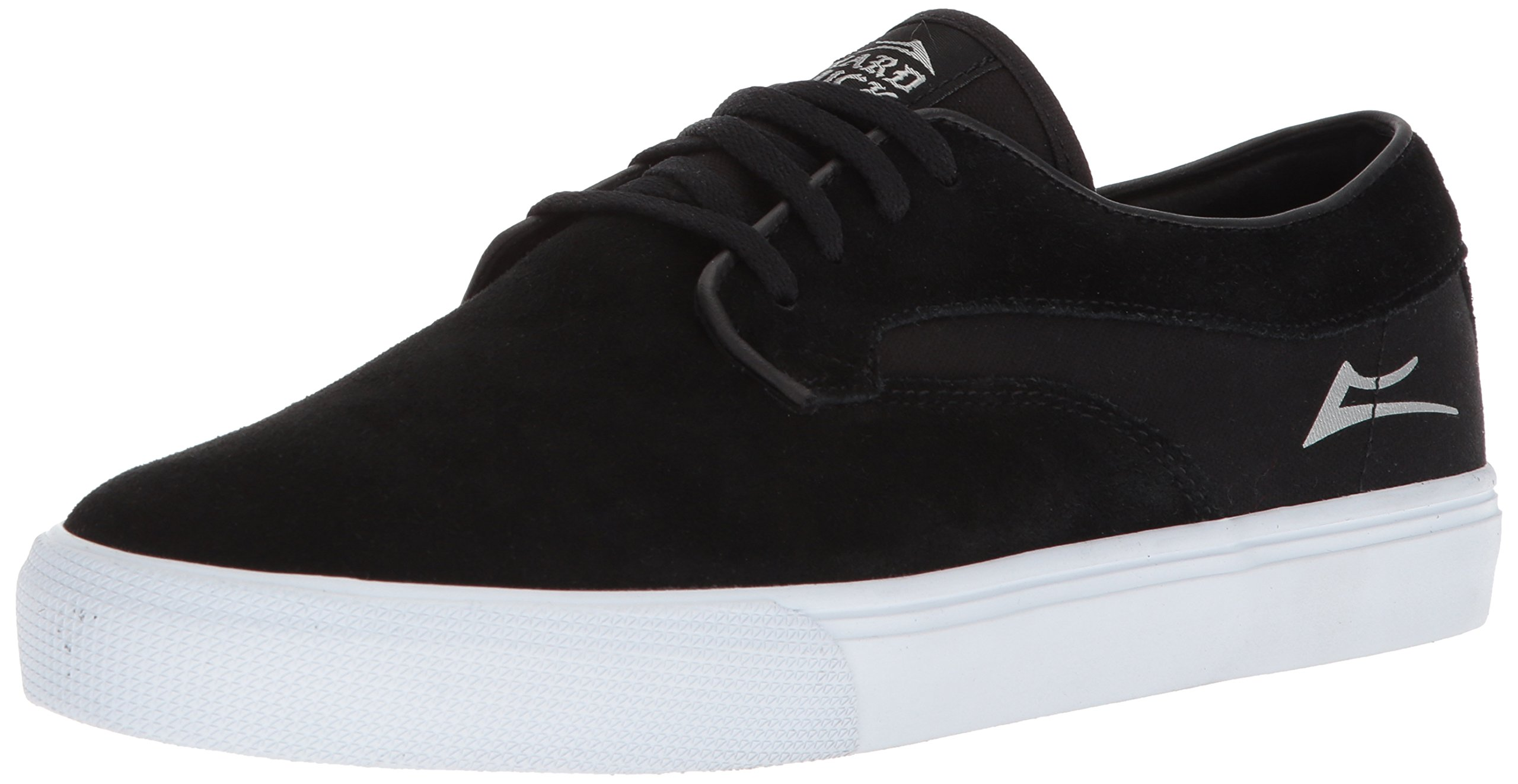 Lakai Riley, Black Suede, 10 Medium US by Lakai