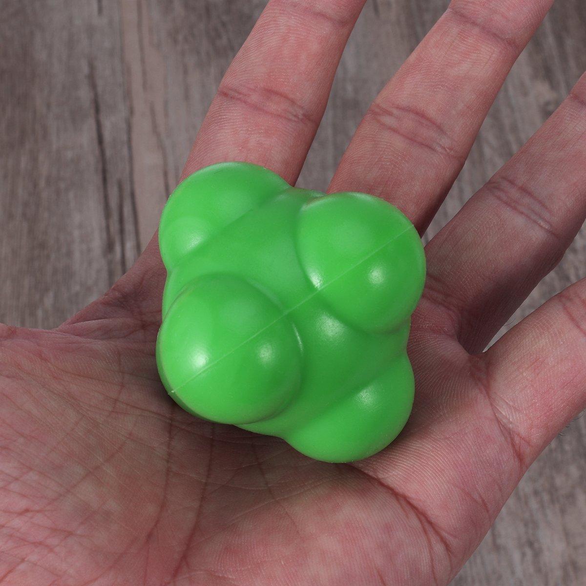 rosenice pelota de reacci/ón para entrenamiento de agilidad y coordinaci/ón