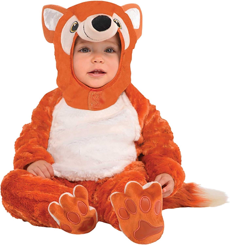 amscan - Disfraz de Zorro para bebé: Amazon.es: Juguetes y juegos
