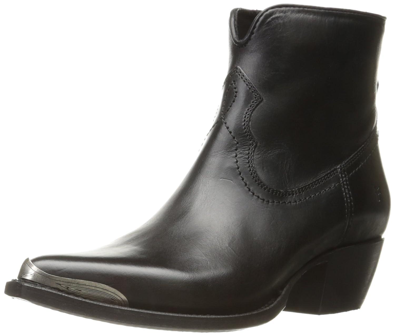 FRYE Women's Shane Tip Short Western Boot B01BNUM71K 8 B(M) US|Black