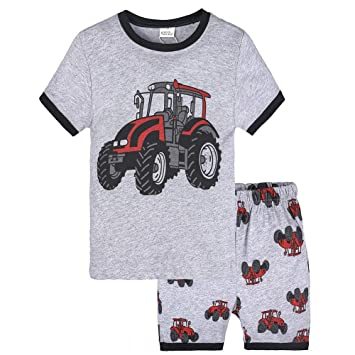 acc0bdfcae3 Cyhulu Infant Baby Boy Summer Clothes Cotton Cartoon Car Print Short Sleeve  T-Shirt Tops