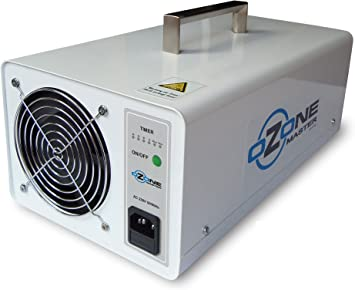 Profesional Generador de Ozono 20 g 20000 mg/h dispositivo de ...