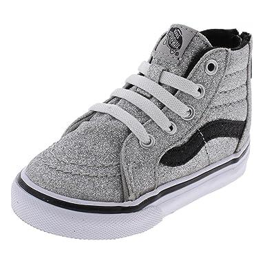 sparkly vans shoes
