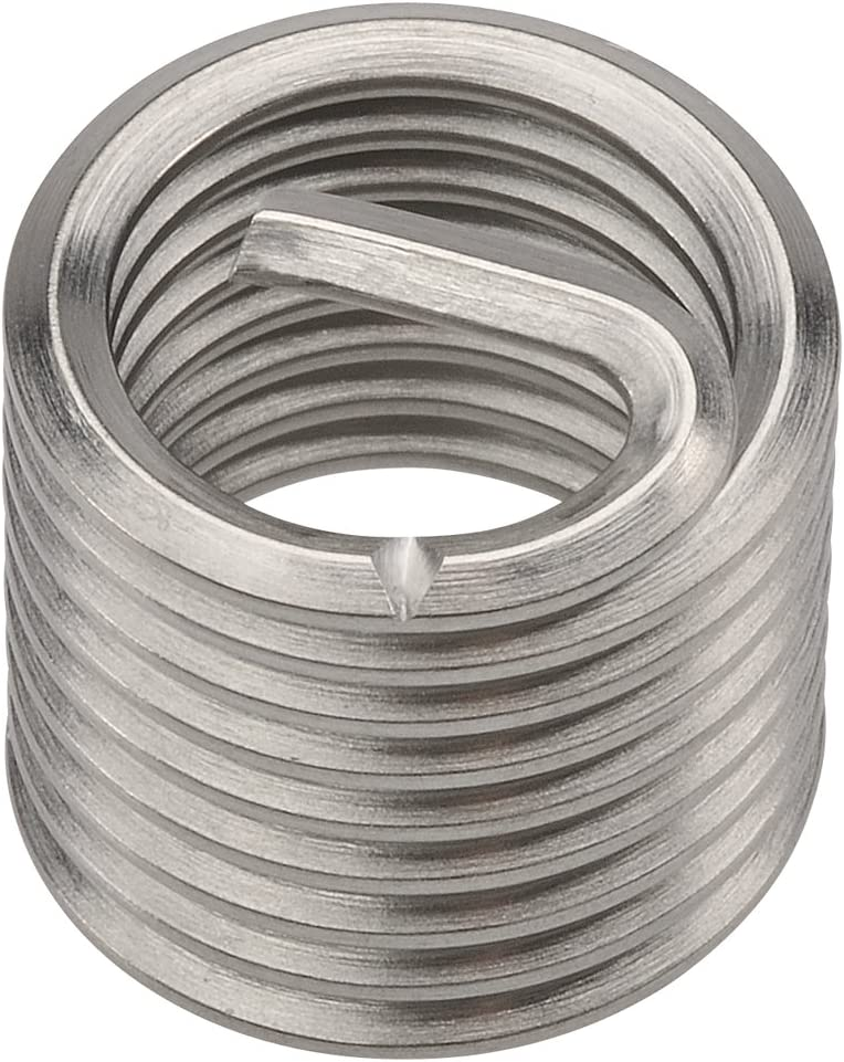 PowerCoil 3520-4.00X1.5DP M4 x 0.7 x 1.5D Wire Thread Inserts 10 Pack Pack of 10