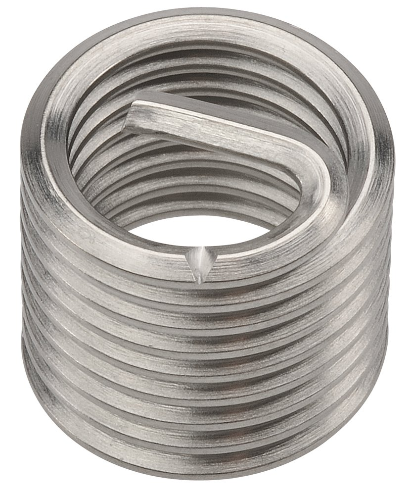 PowerCoil 3520-10.00X1.5DP M10 x 1.5 x 1.5D Wire Thread Inserts 10 Pack