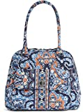 Vera Bradley Turn Lock Satchel Marrakesh