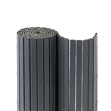 Jarolift Premium Canisse en PVC | Brise vue pour jardin, balcon et ...