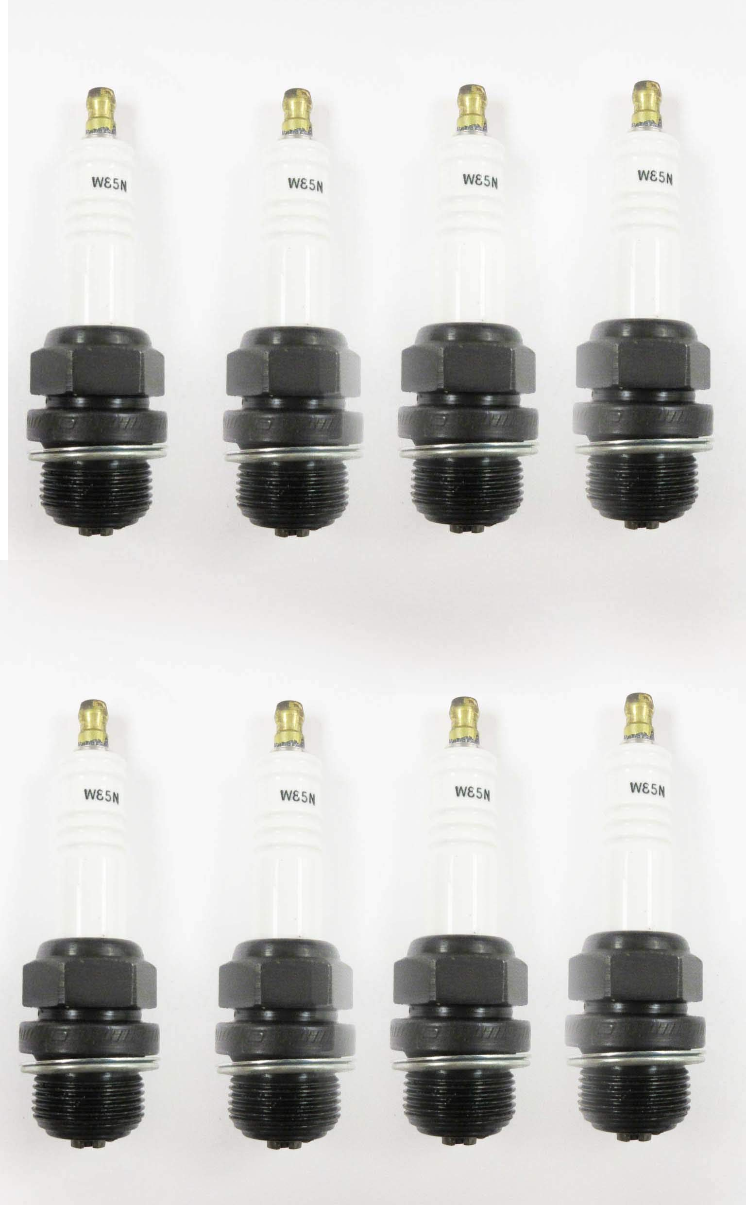 Champion 203 W85N Industrial Spark Plug Pack of 8