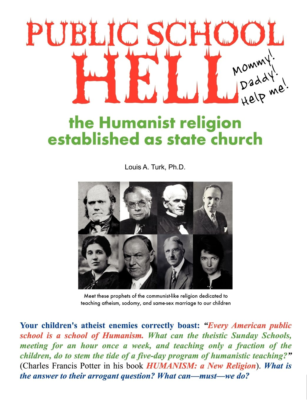 Download Public School Hell: The Establishment of the Humanist Religion as State Church ebook