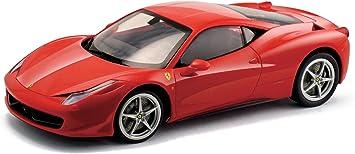 Ferrari Spider Radio Télécommande Voiture Lumières DEL Lumière Flash pour filles ou garçons