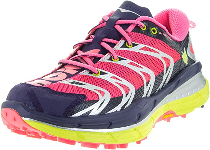Hoka One One Running Speedgoat Astral / Neon Pink 38: Amazon.es: Zapatos y complementos