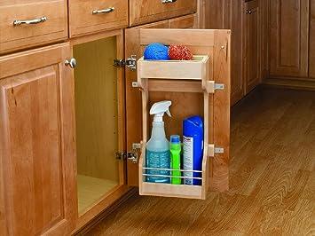 Marvelous Rev A Shelf 4SBSU 21 Sink Base Door Mount Storage Organizer