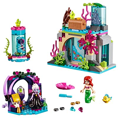 LEGO Disney Princess Ariel and The Magical Spell 41145 Building Kit (222 Piece): Toys & Games [5Bkhe0503192]