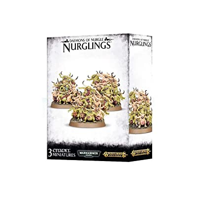 Nurglings (2012 Edition) SW (MINT/New): Toys & Games