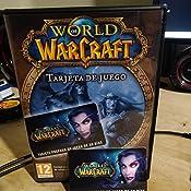 World of Warcraft - Tarjeta de prepago (60 días) (Código Digital ...