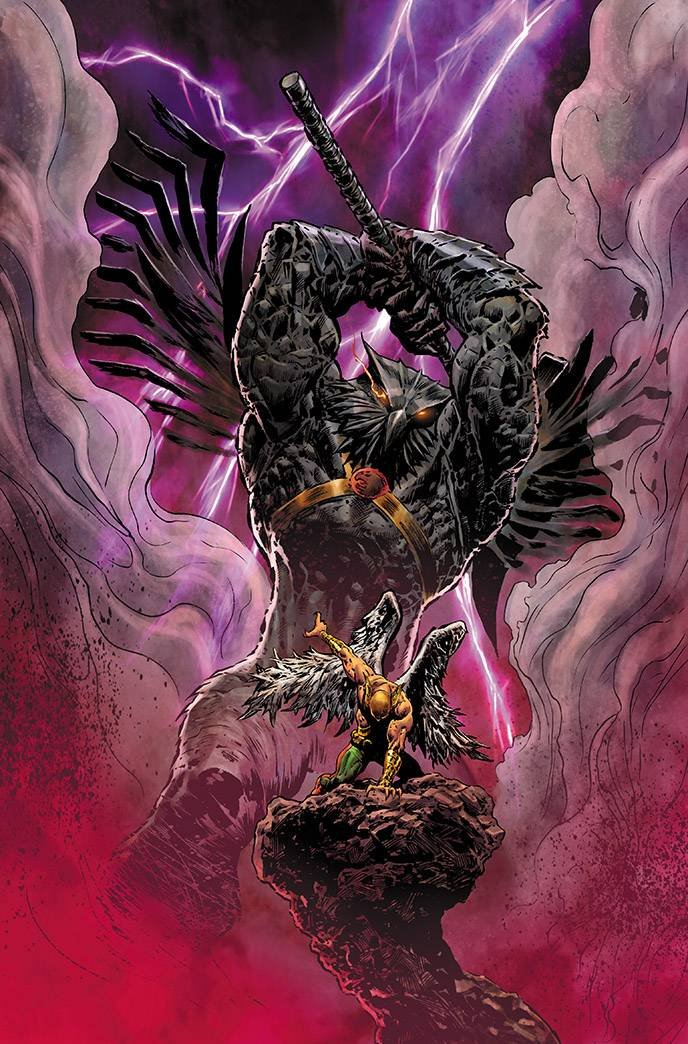 Read Online HAWKMAN FOUND #1 COVER A Release date 12/27/17 PDF