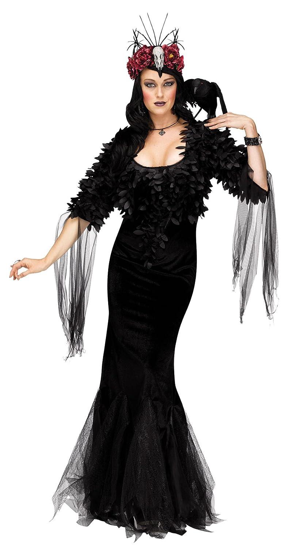 Raven Mistress Adult Costume Md