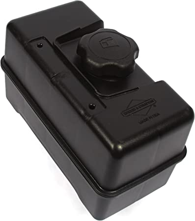 Amazon Com Briggs Stratton 691993 4 Quart Plastic Fuel Tank And Cap For Remote Mounting Garden Outdoor