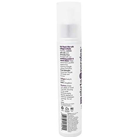 Amazon.com : Mirta de Perales Hair Repair Mist with Collagen & Biotin 5 fl oz. : Beauty