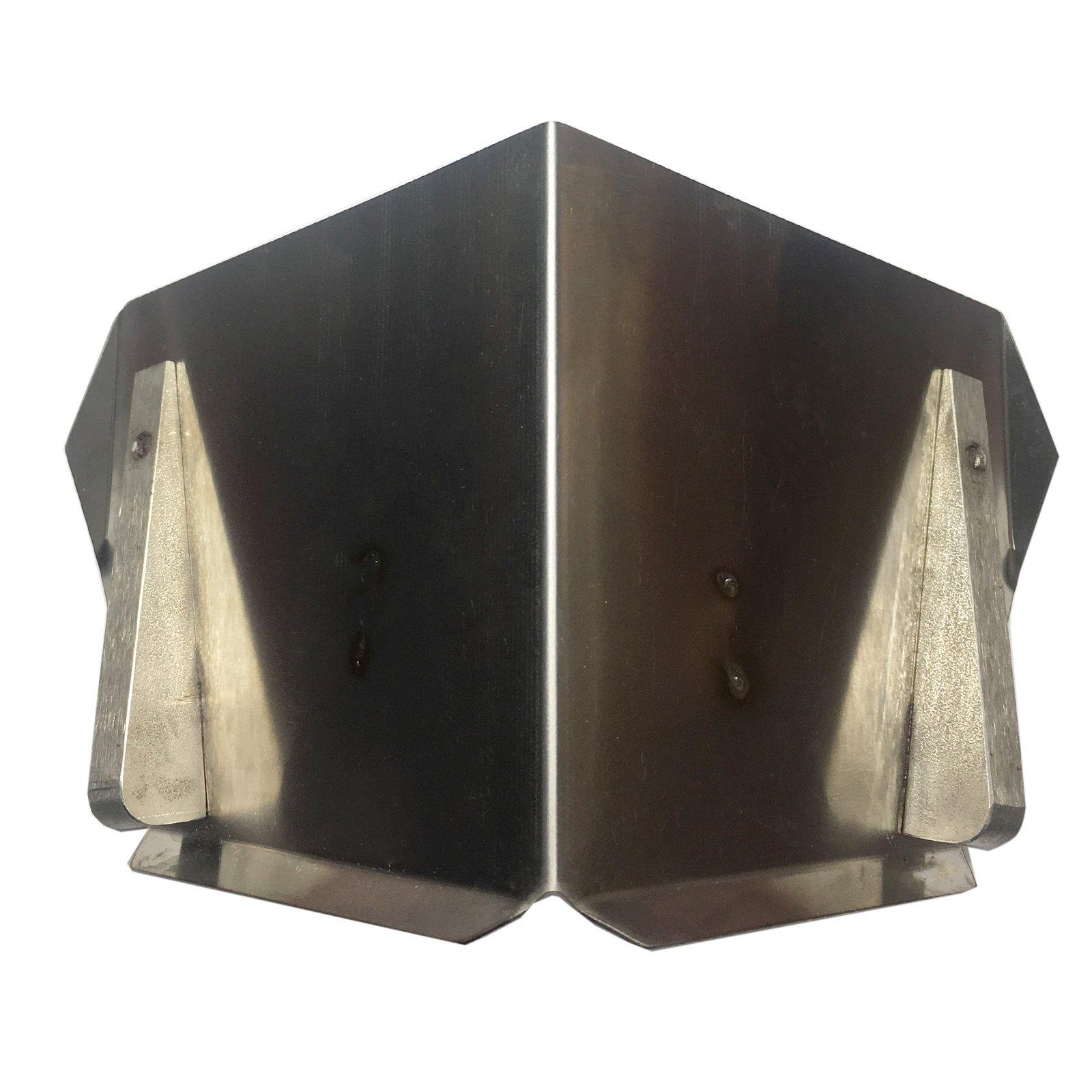 "Platinum Drywall Tools 3.5"" Drywall Corner Flusher/Glazer"