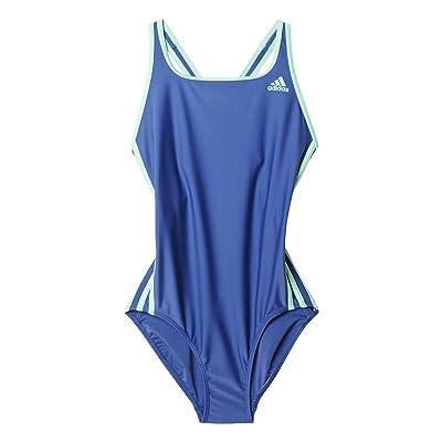 adidas Infinitex Maillot de bain une pièce Femme - Violet (Raw Purple S16/Green Glow S16)