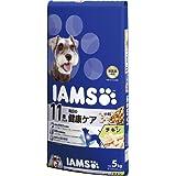 アイムス (IAMS) シニア犬用(11歳以上) 毎日の健康ケア チキン 小粒 5kg [ドッグフード]