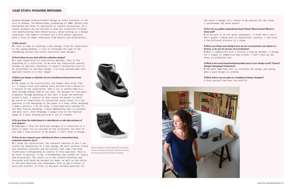 Footwear Design Book