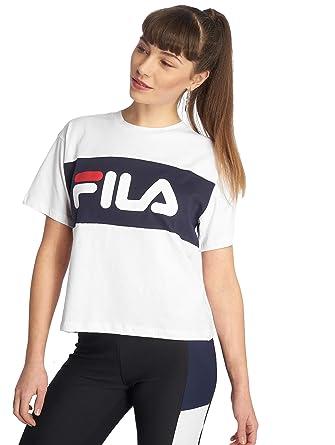 Fila T-Shirt Damen: Amazon.de: Bekleidung