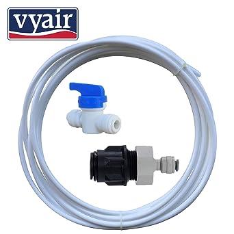 Kit per il collegamento del filtro dell\'acqua per frigoriferi ...