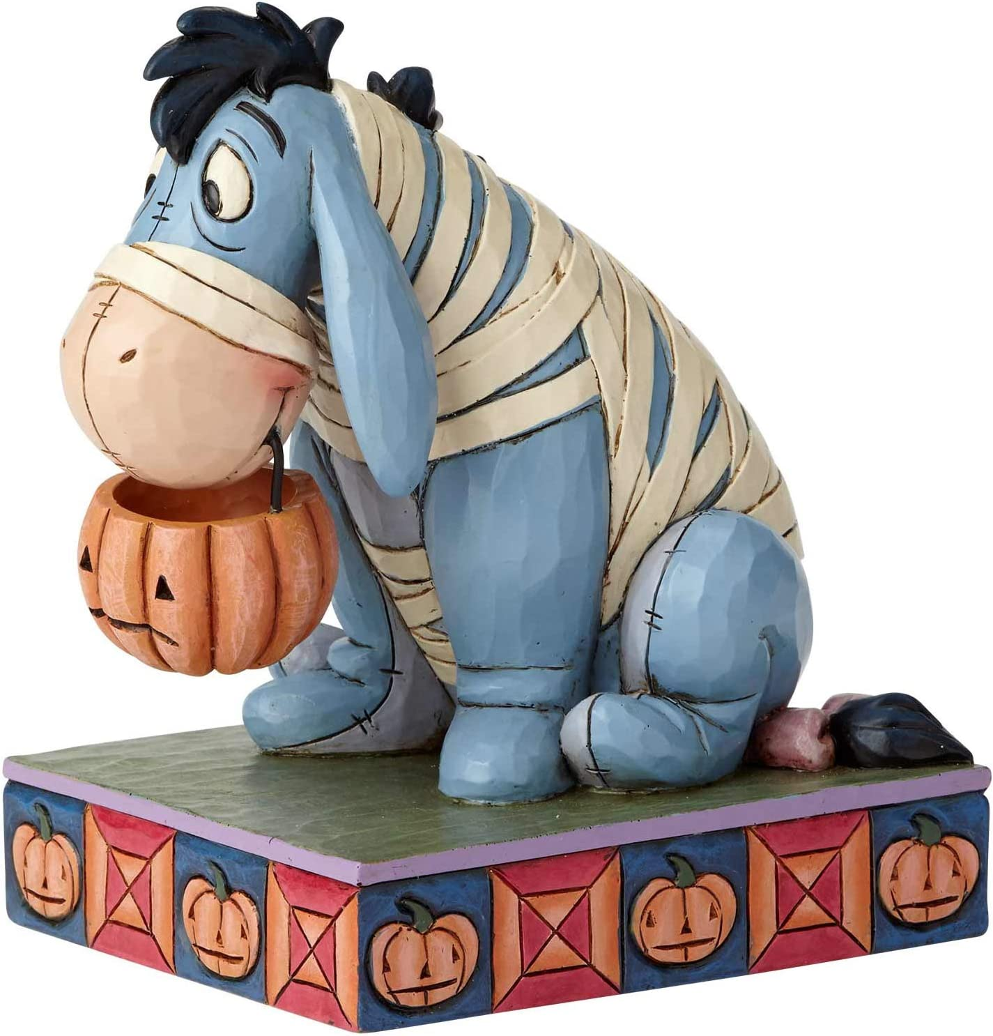 Official Licensed Winnie the Pooh Eeyore /'Waiting For Spring/' Collector/'s Figure