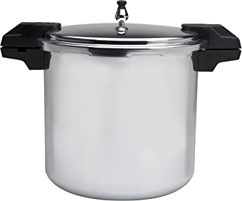 Mirro Polished Aluminum Canner Cookware