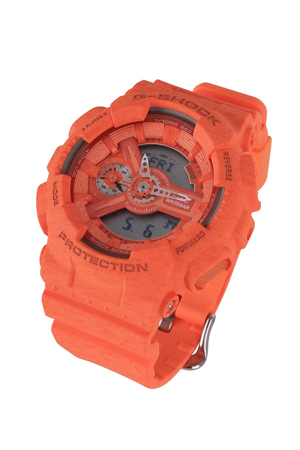 G-Shock GMAS-110HT Heathered Color Theme Stylish Watch ...