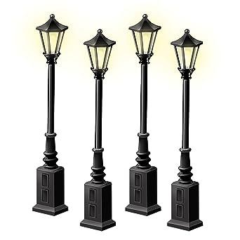 amazon com lionel street lamps toys games rh amazon com Lionel Crossing Signal Lionel Train Lantern