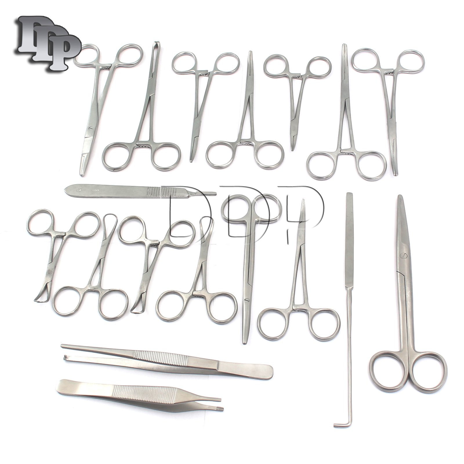 DDP GERMAN GRADE FELINE SPAY PACK 18 INSTRUMENTS by DDP