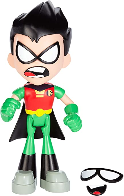 Starfire Star Eyes Series 2 Mini-Figure DC Comics Teen Titans Go