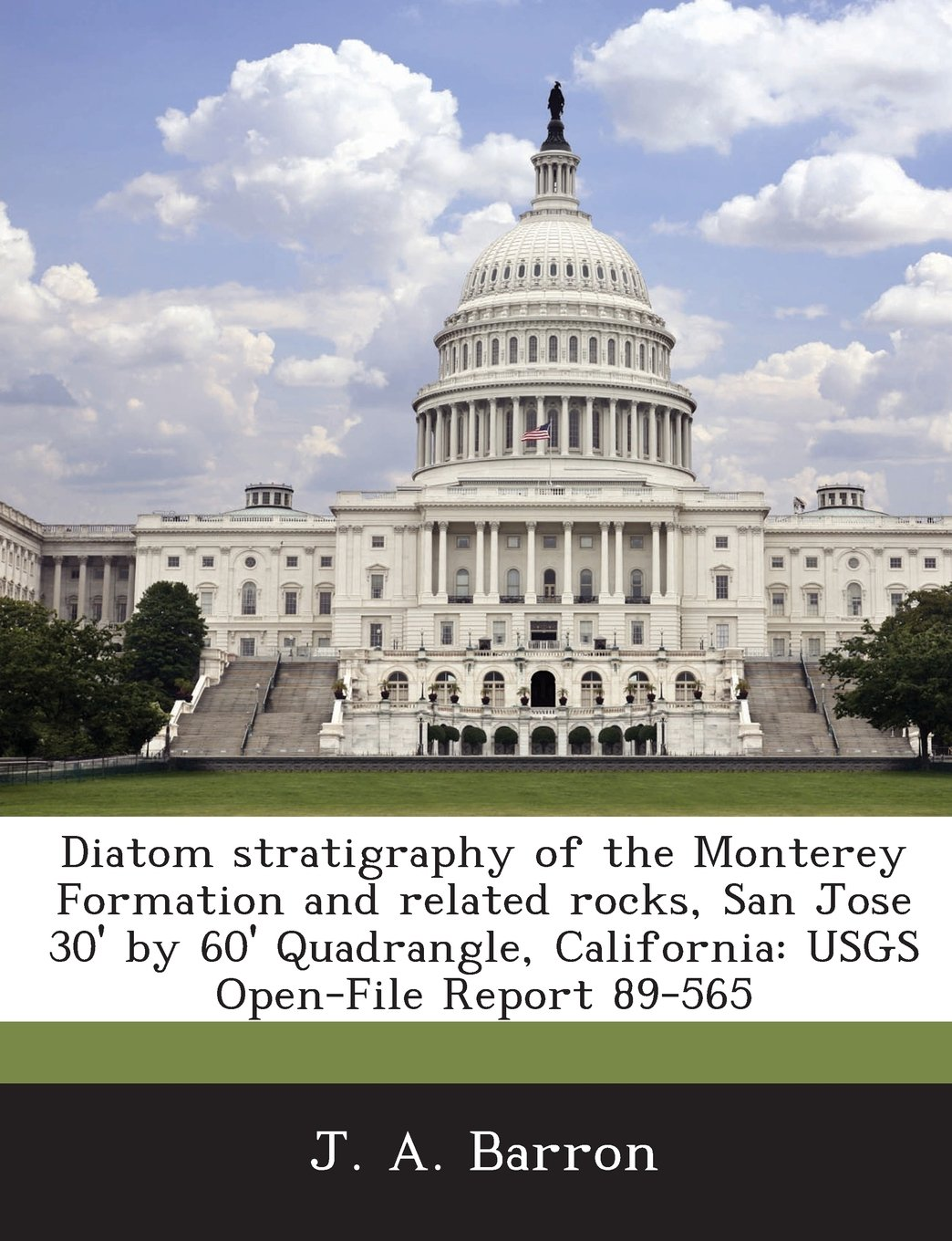 Download Diatom stratigraphy of the Monterey Formation and related rocks, San Jose 30' by 60' Quadrangle, California: USGS Open-File Report 89-565 PDF