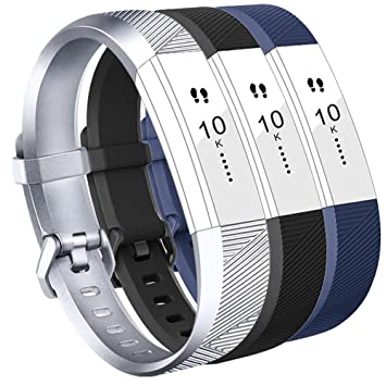 Vancle para Fitbit Alta y Fitbit Alta HR Correa, Pulsera de ...