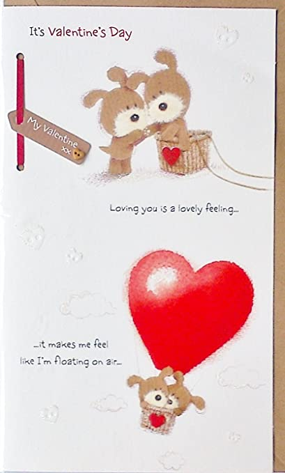Amazon com: It's Valentine's Day, Loving you is a lovely