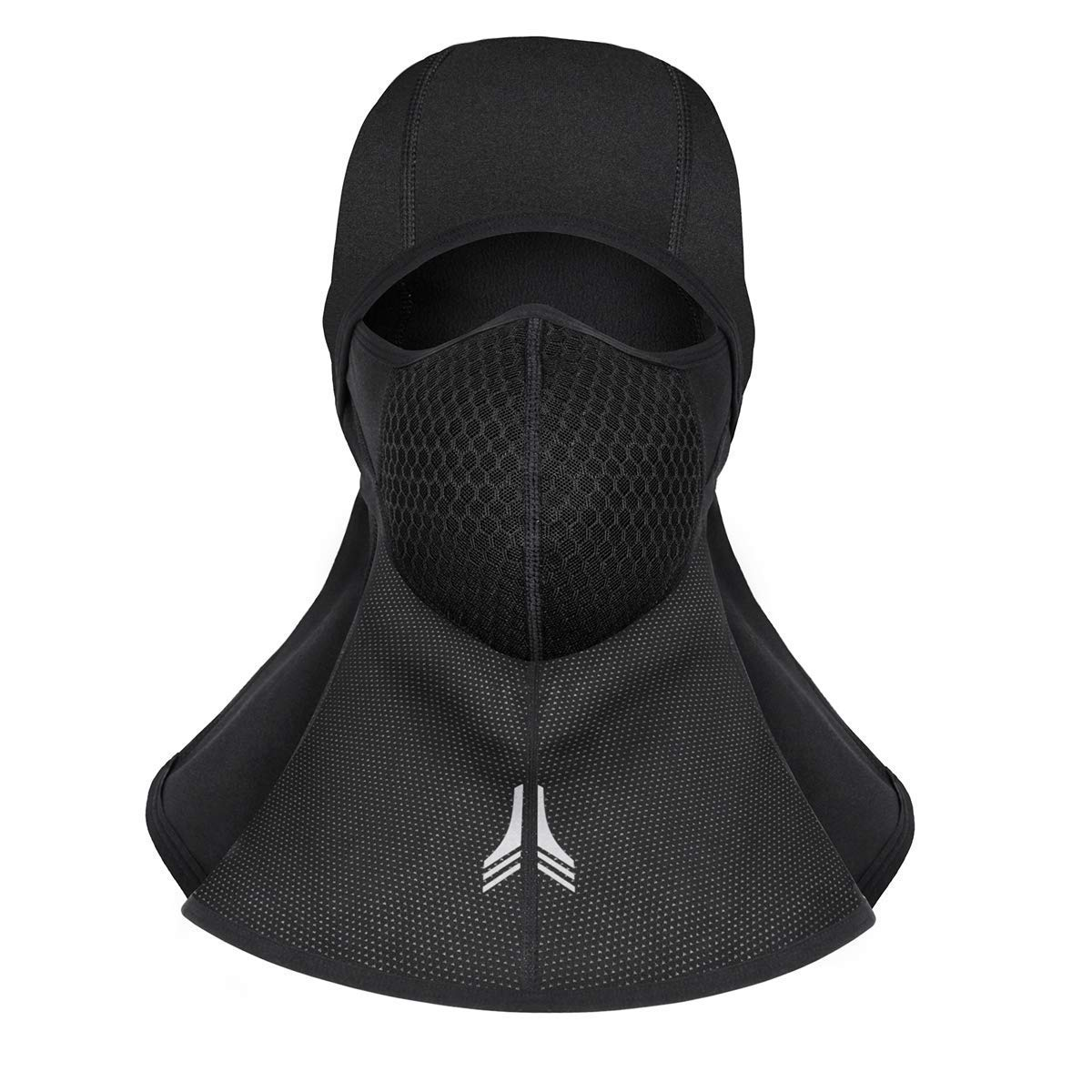 MOZOWO Balaclava Winter Windproof Waterproof Breathable Full Face Mask Men Women
