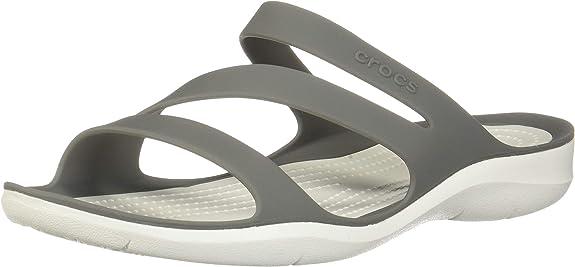 Crocs Women's Swiftwater Sandal,Crocs,203998 - 066/462/4DY