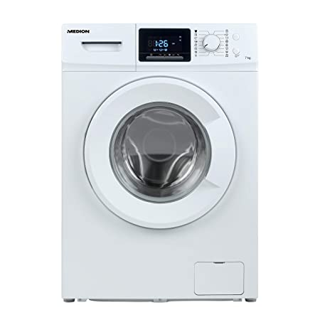 Medion - Lavadora 7 kg/clase de eficiencia energética A+++ / 1400 ...