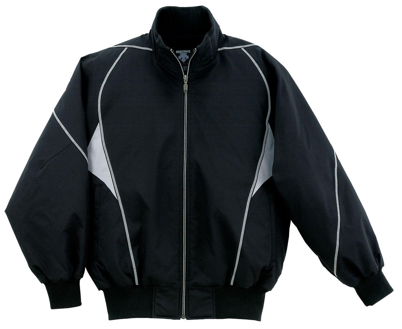 DESCENTE(デサント) 野球 グランドコート DR208 B001LP1DRM Medium|ブラック(BLK) ブラック(BLK) Medium