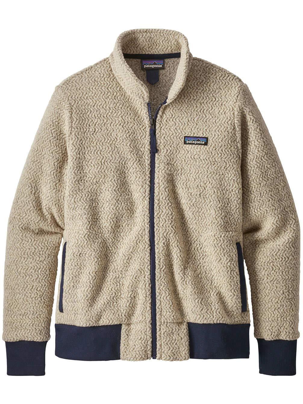 Patagonia Woolyester Fleece Jacket damen - Fleecejacke