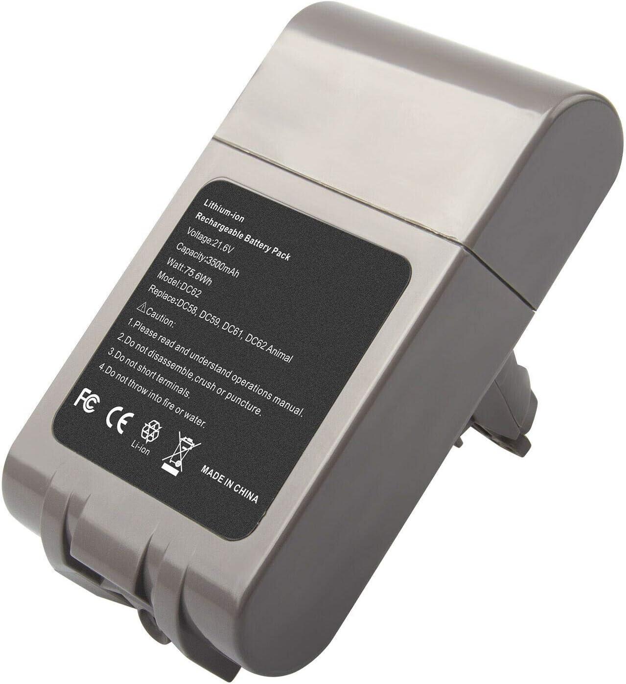 Vacuums & Floor Care Vacuum Parts & Accessories ghdonat.com 3.5Ah ...