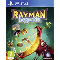 Rayman Legends  By Ubisoft Region 2 - PlayStation 4
