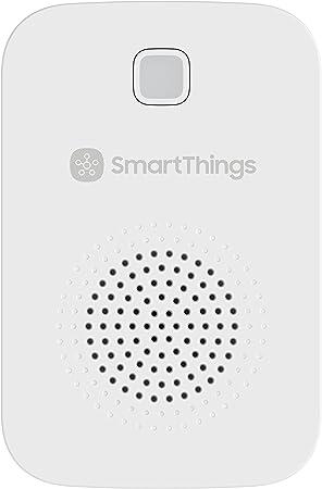 Vodafone V-Home Safety Starter Kit de Samsung - Cámara de video, sensor, sirena y hub para hogar: Amazon.es: Electrónica