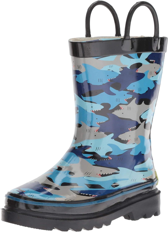 Top 9 Shark Size 12 Rain Boots For Boys