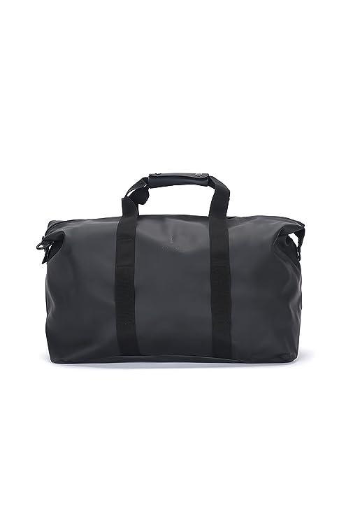 76e27a29686 Rains Classic Duffle Bag Black: Amazon.ca: Luggage & Bags